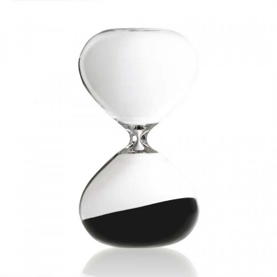 Hightide Large Hourglass Clear