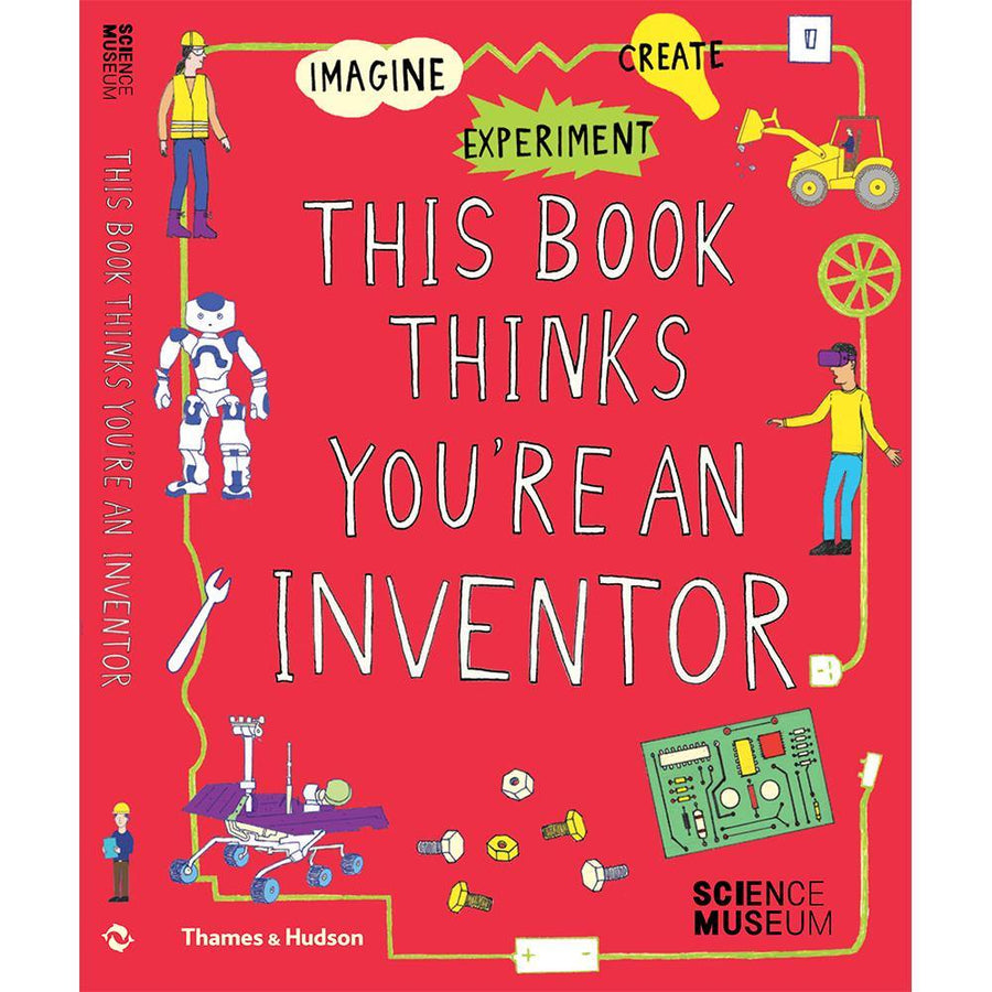 Science Museum This Book Thinks You're an Inventor