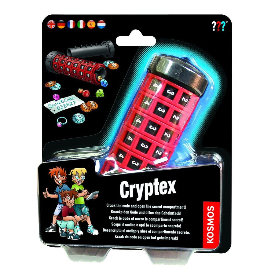 Kit Cryptex Storage 1