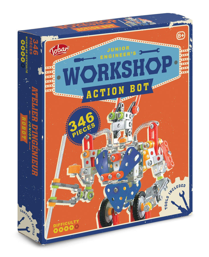 Robot Workshop Kit