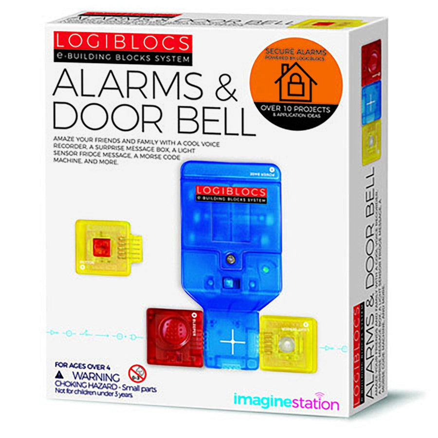 Logiblocs Alarm Tech Kit