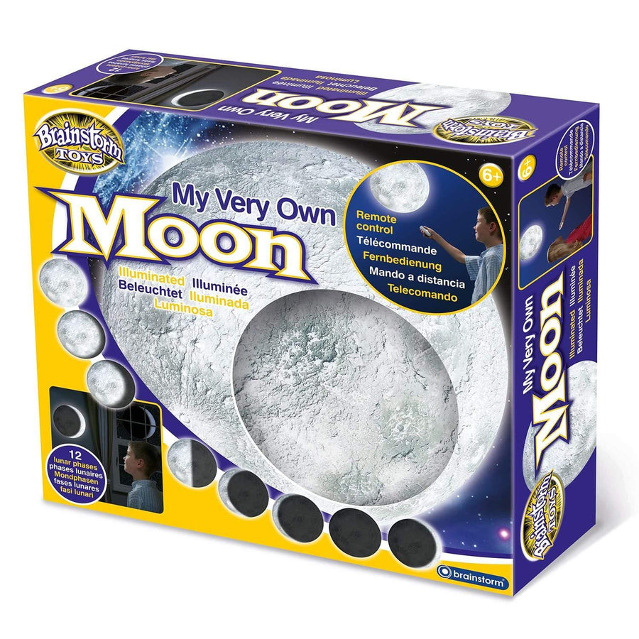 My Very Own Moon light in box
