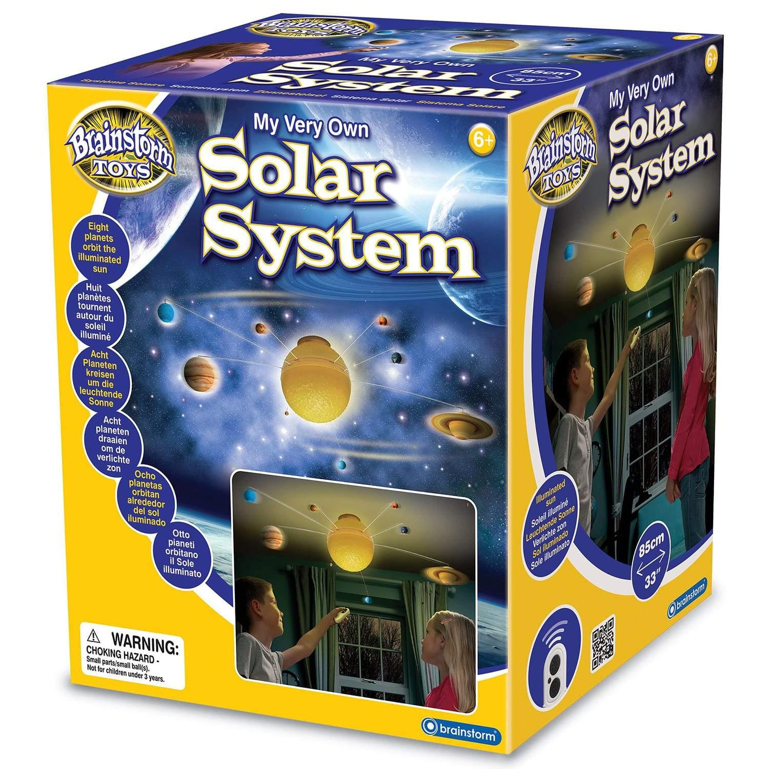 Solar System Night Light 1