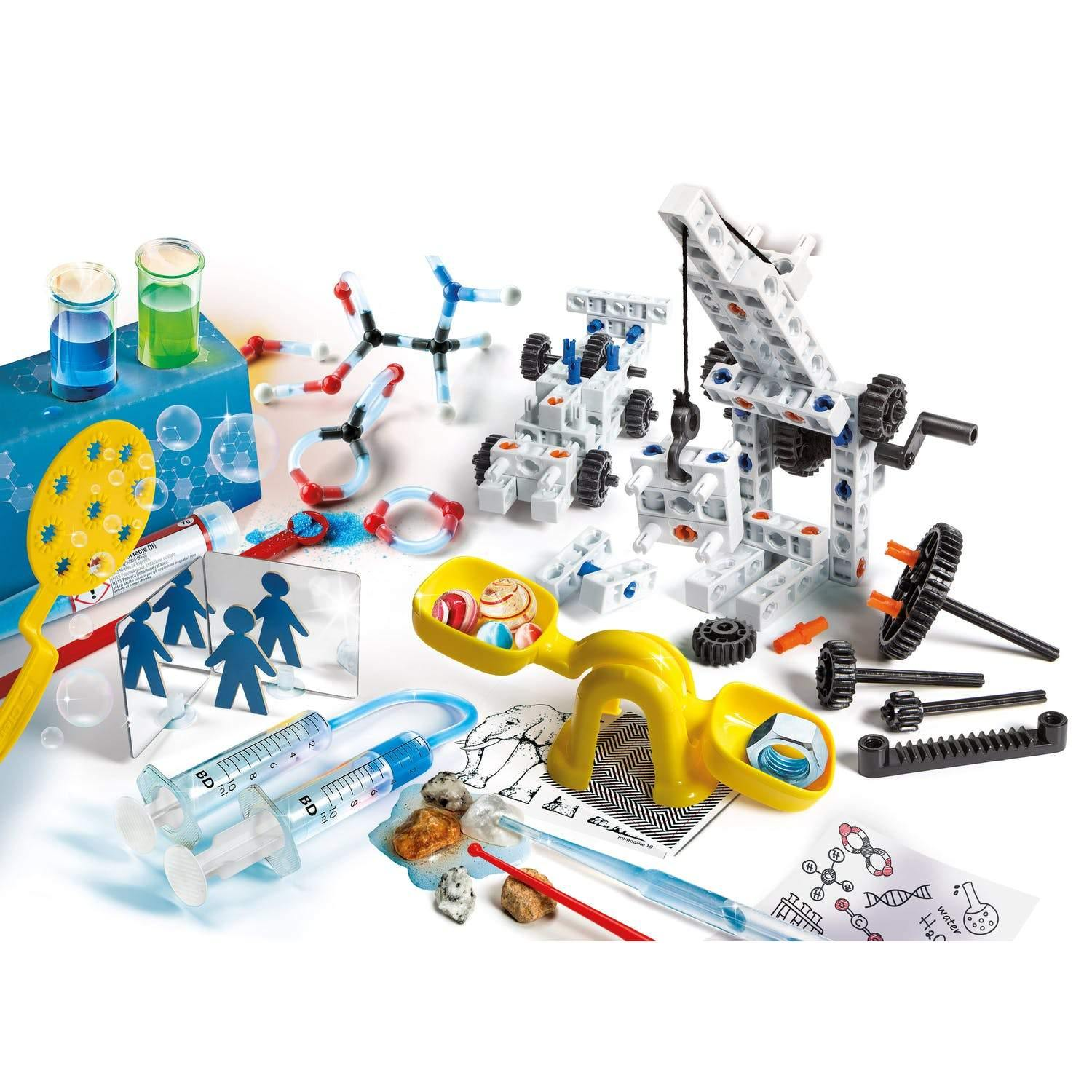 Science Museum Physics and Engineering Lab Kit