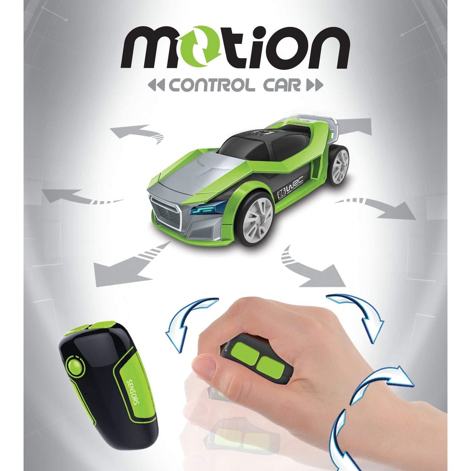 Hand Controlled Car-2