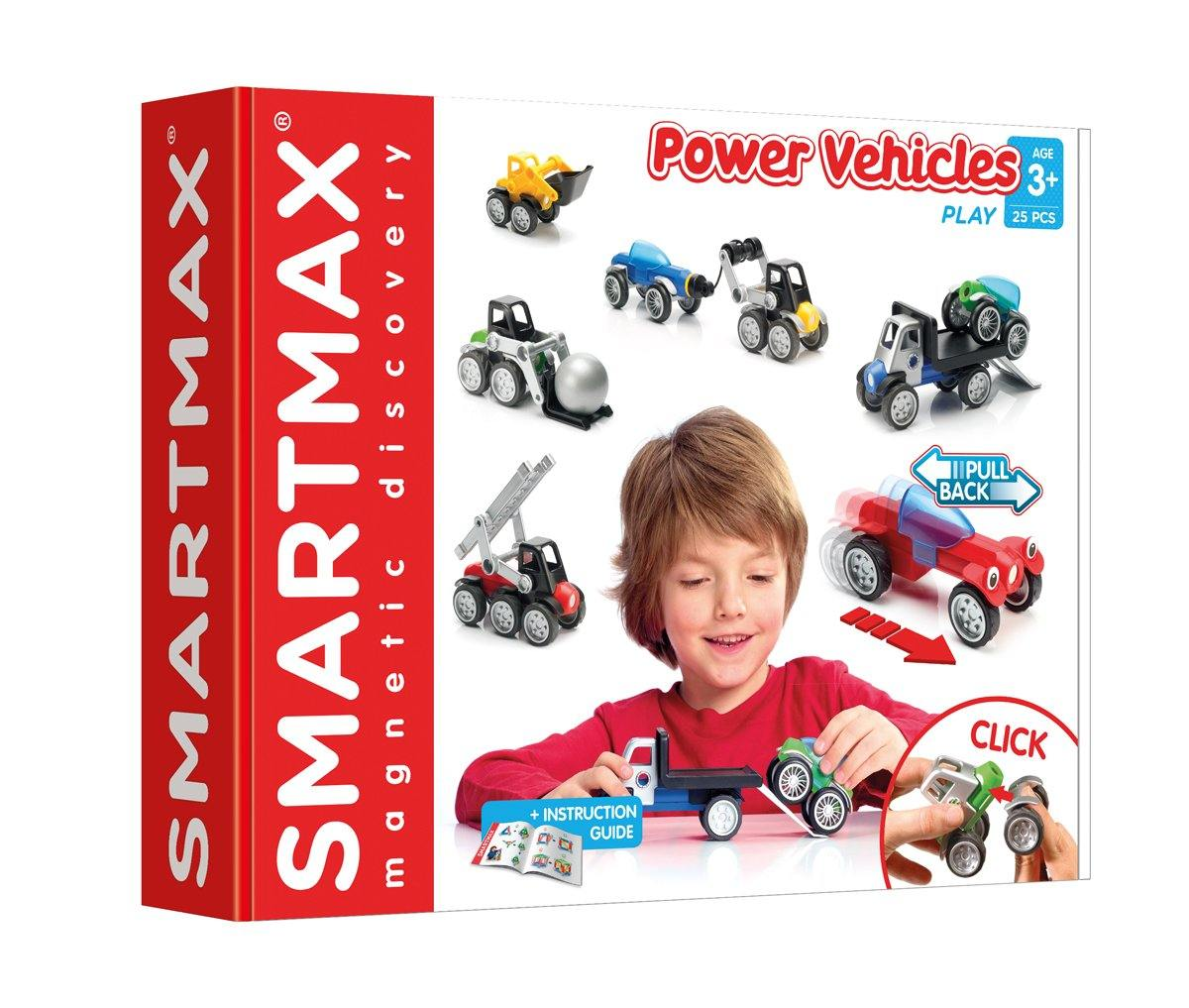 SmartMax Power Vehicles Kit