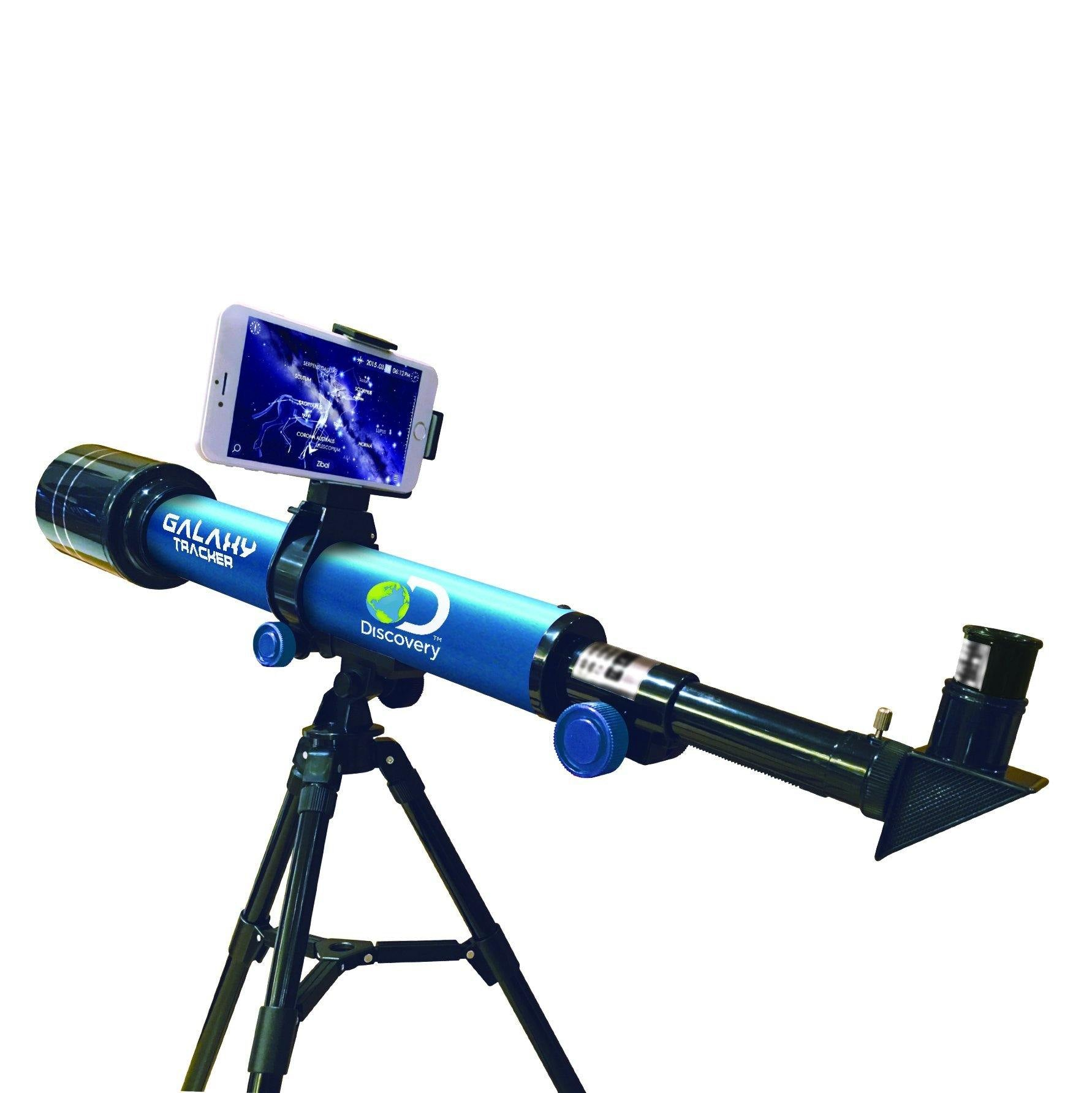 60mm Smart Telescope Tracker 3