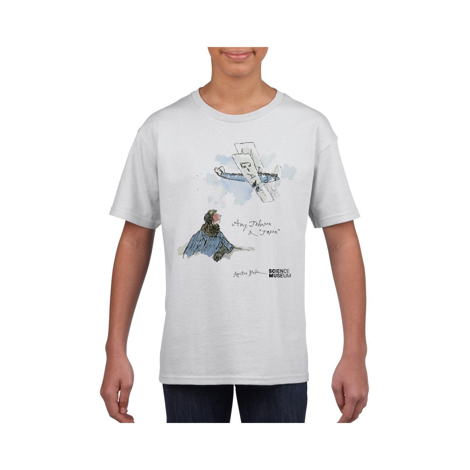 Science Museum Quentin Blake Kids T-shirt