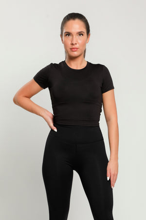 Black Flow Lightweight Top