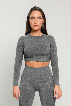 Gray Pure Long Sleeve