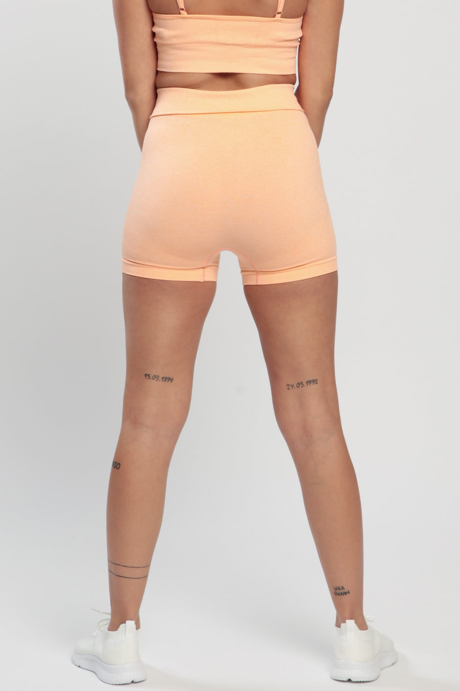 Light Rose Blessed Shorts