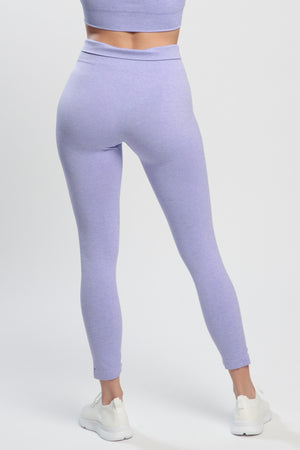 Light Violet Blessed High Waisted Leggings