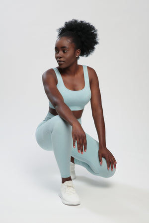 Mint Lounge High Waisted Leggings