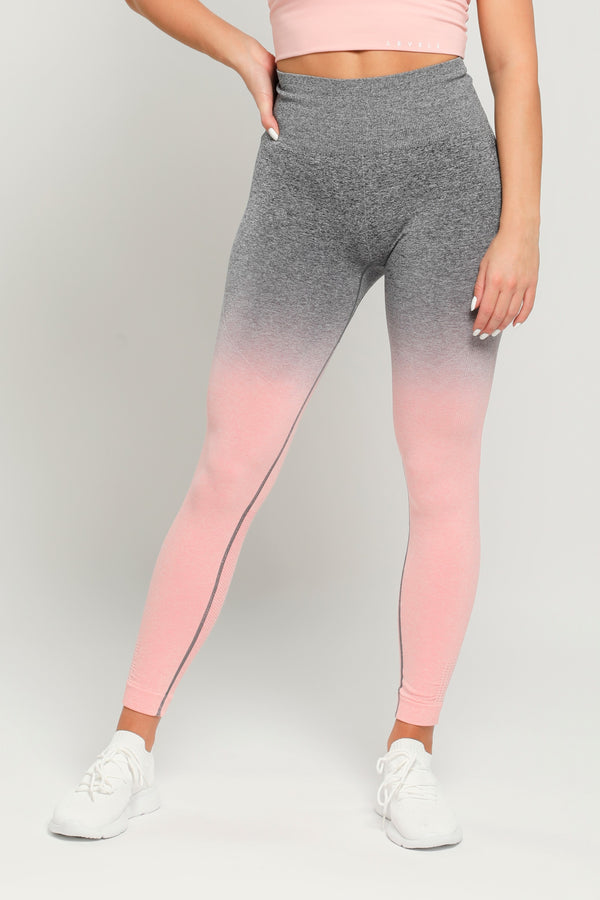Pink Flex High Waisted Leggings
