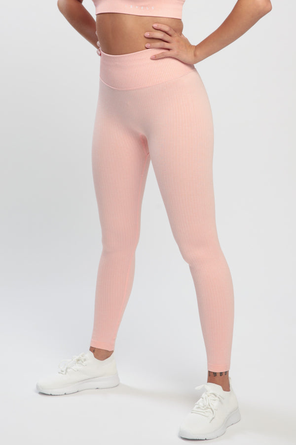 Rose Lounge High Waisted Leggings