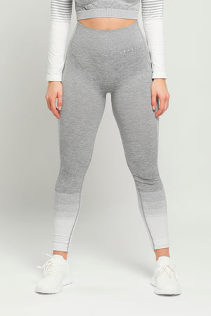 White Limitless High Waisted Leggings