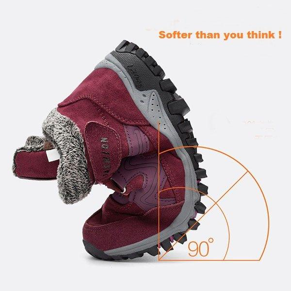 Shoes - 2019 New Winter Warm Couple Ankle Boots