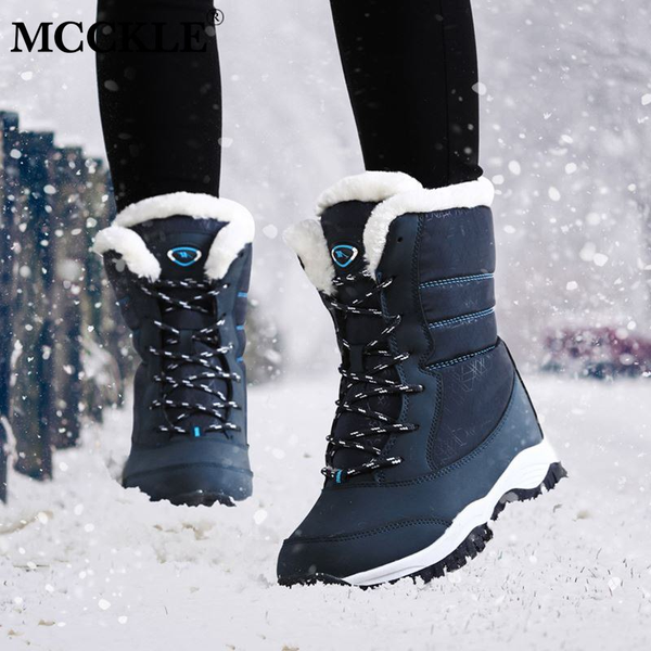 Non-slip waterproof Warm Comfortable Snow Boots