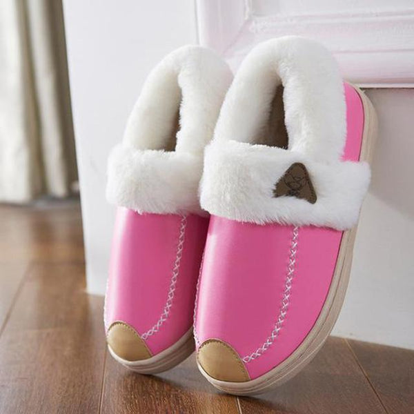 Unisex  Fashion Indoor Warm Slippers  ( Extra Discount:Buy 2 Get 5% OFF, 3 Get 10% OFF,4 Get 15% OFF)