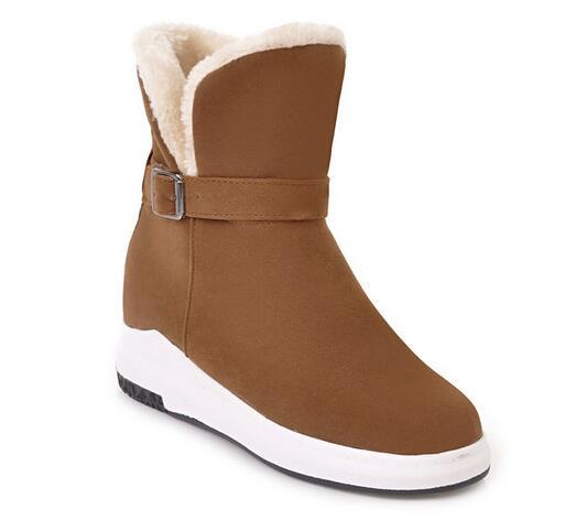 Shoes - 2018 Winter Warm Plush Ankle Snow Boots(BUY ONE GET ONE 20% OFF)