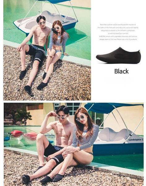 New Water Shoes Beach Slip Sandals