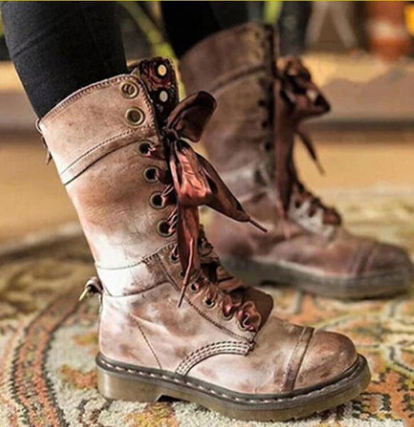 Shoes - 2018 Hot Sale Fashion Women's Mid-calf Boots