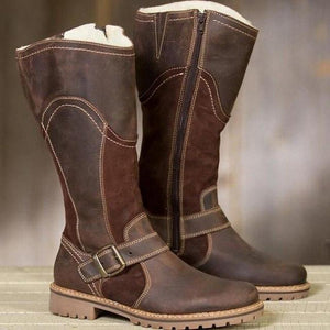 Women's Shoes - New Fashion Women Knee High Boots