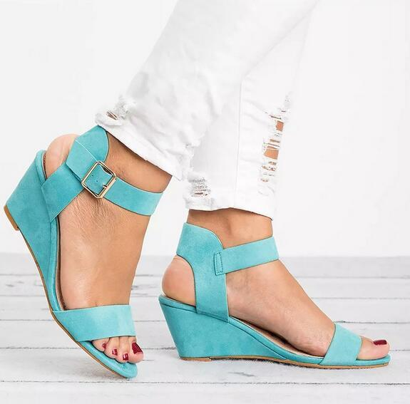 Shoes - 2019 Wedges Summer Casual Shoes