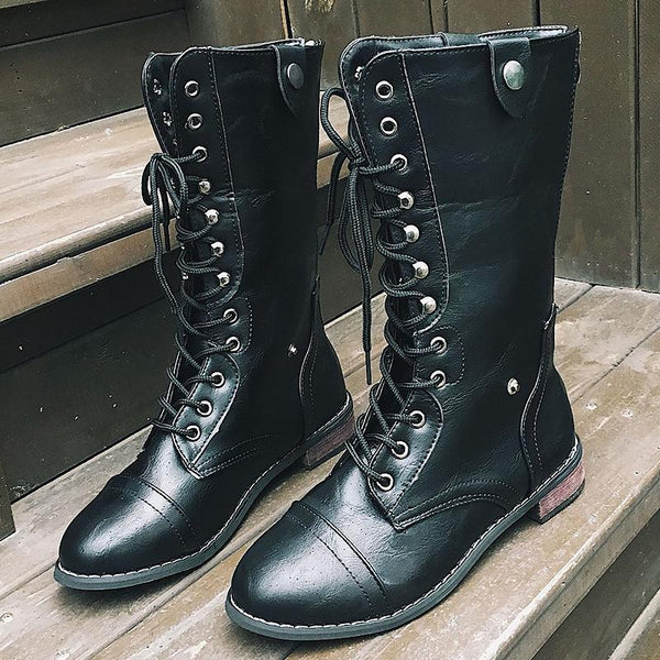 2018 Women Fashion Comfortable Boots