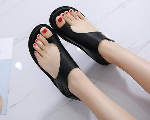 Comfort Soft Thick Bottom Platform Sandals
