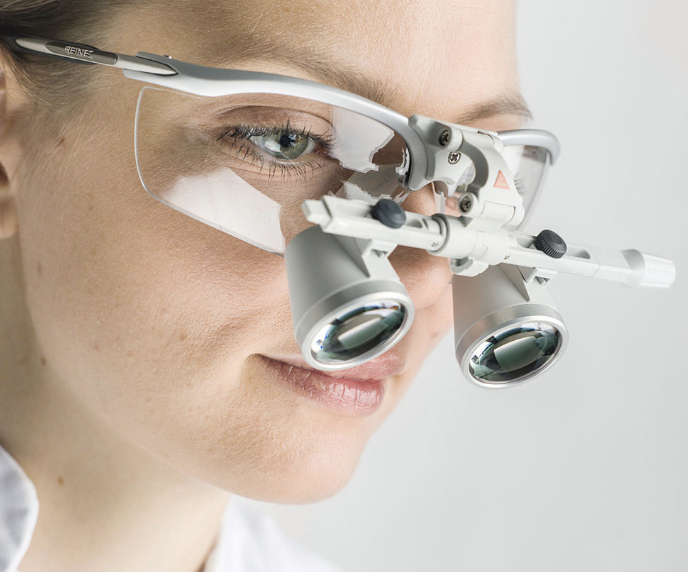 Heine Surgical Amp Dental Loupes Zeiss Orascoptic Designs