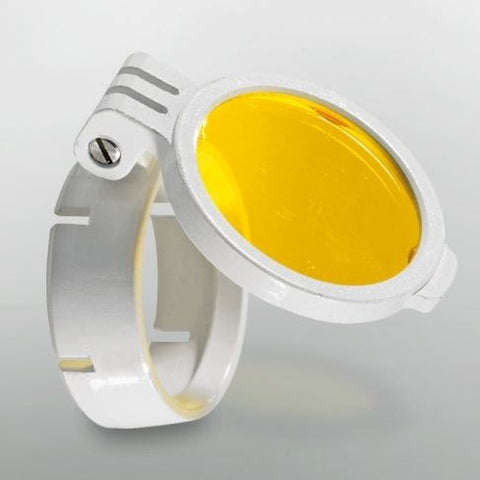 J-000.31.321 HEINE ML4 Headlight Detachable Yellow Dental Filter