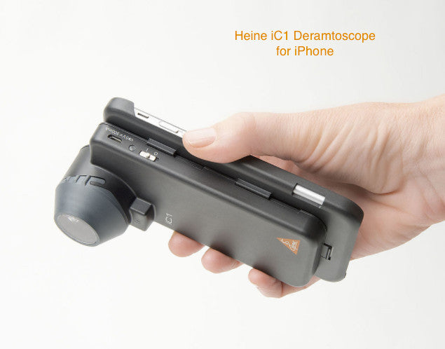 Heine - iPhone Dematoscope