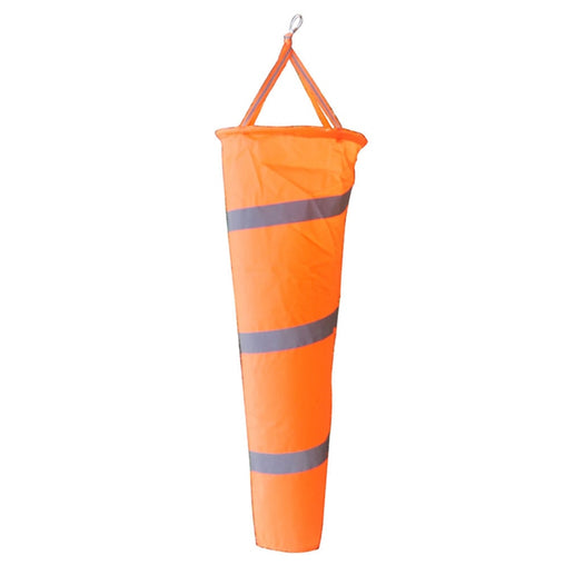 Airport Windsock with Reflective Belt