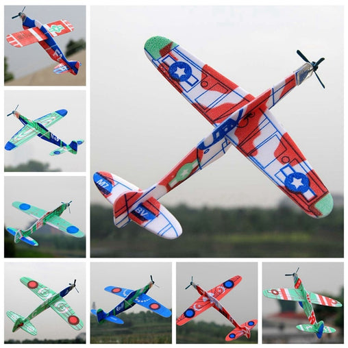 Gliding Airplane for Kids