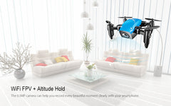 RC Quadcopter Mini Drone with HD Foldable Camera
