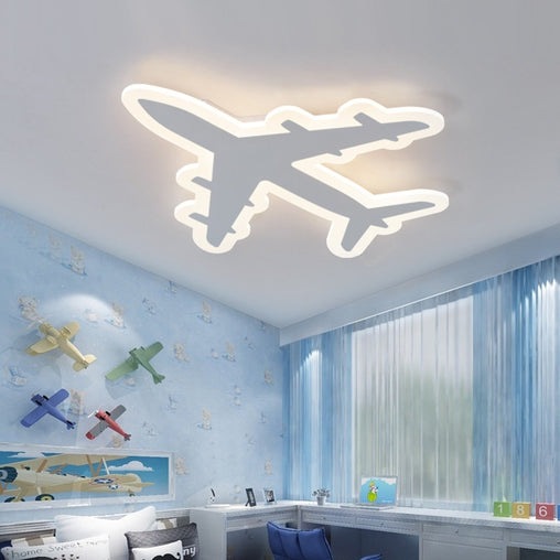 Ultra-thin Aircraft Acrylic LED Ceiling Light