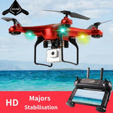 Remote Control Helicopter Quadcopter Drone With 2MP HD Camera