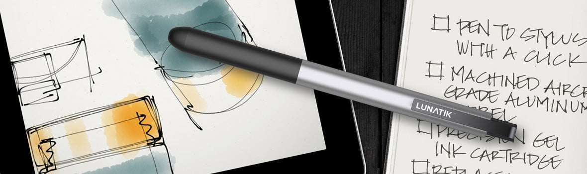 iPad Stylus Mouse