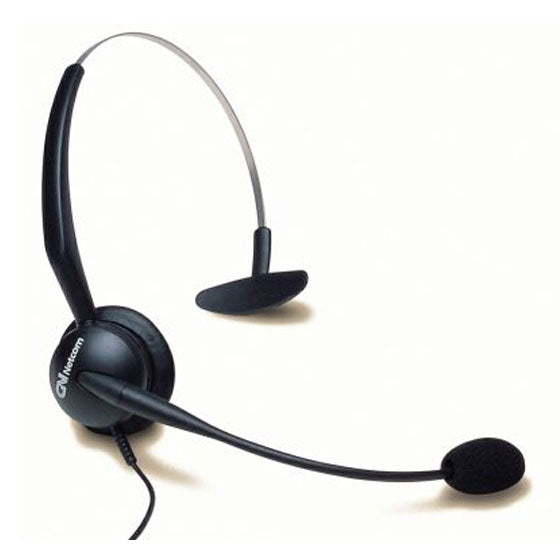 Jabra GN2120NC Convertible Noise Cancelling Headset
