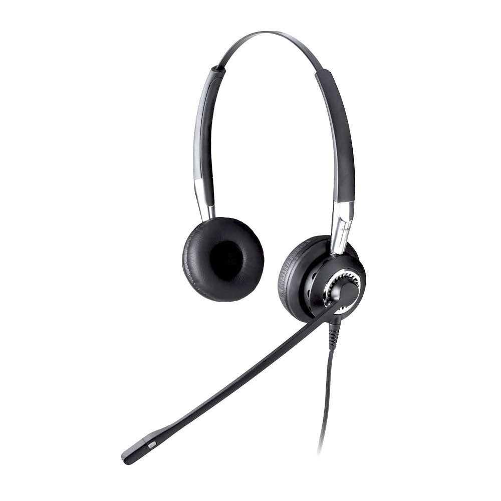 Jabra BIZ 2400 Duo Binaural Noise Cancelling Headset