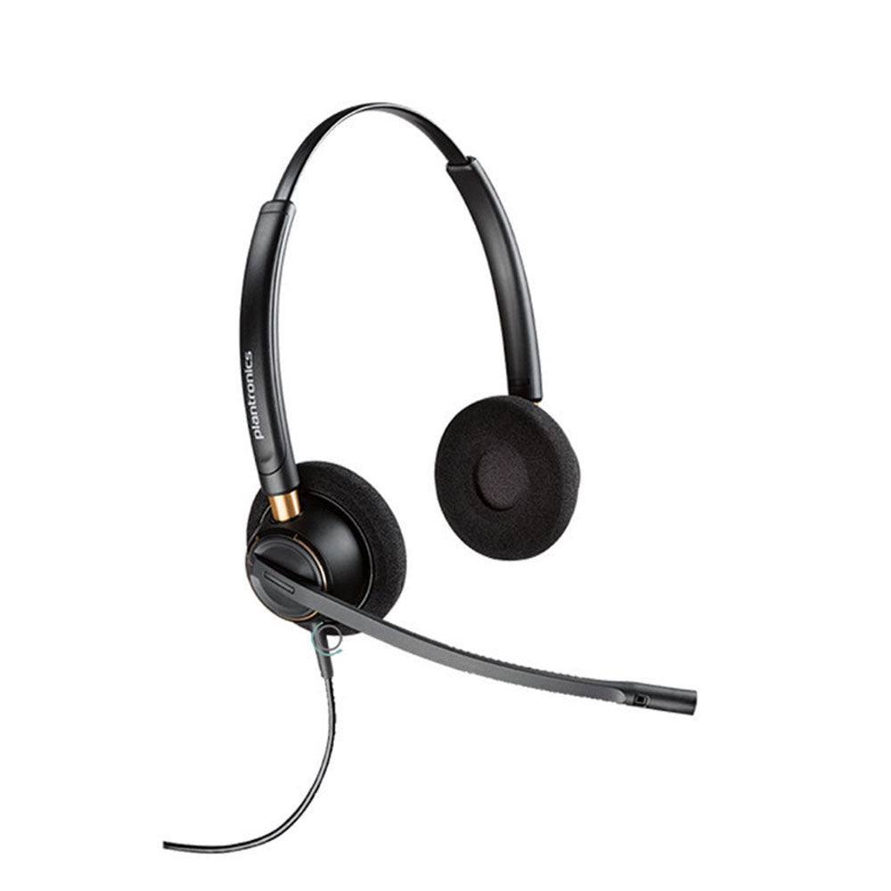 Plantronics EncorePro HW520 Binaural Noise Cancelling Headset
