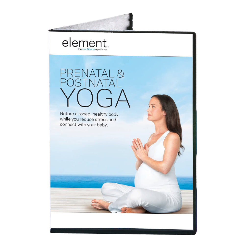 Element - Prenatal & Postnatal Yoga DVD