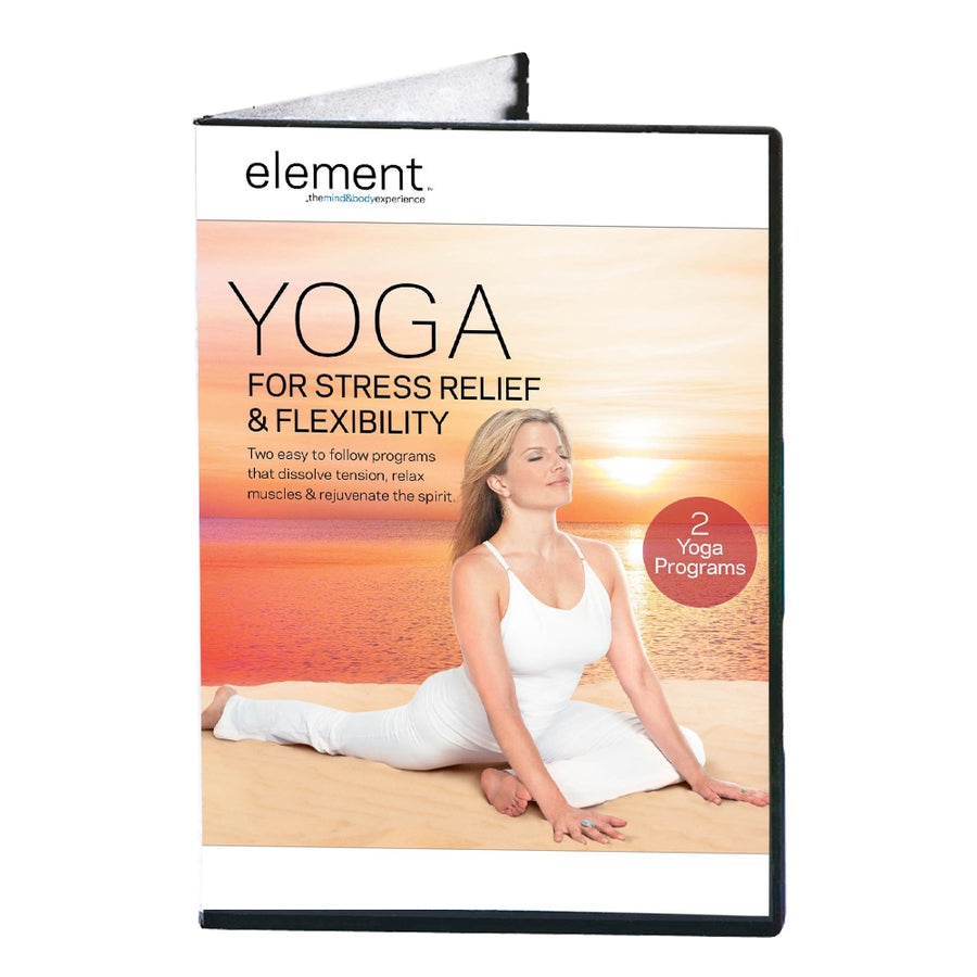 Element - Yoga for Stress Relief & Flexibility DVD