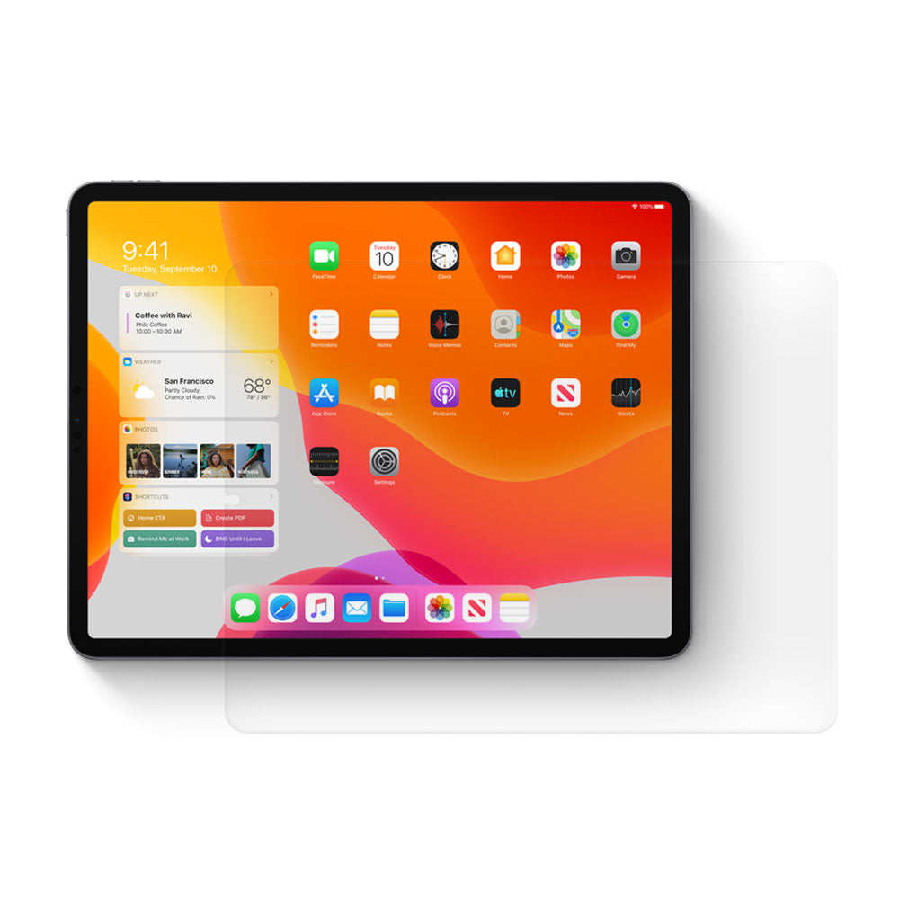 "Apple iPad Pro 12.9"" (2020/2018 Model FULL SCREEN - 4th & 3rd Generation) Anti-Blue Light Filter Screen Filter"