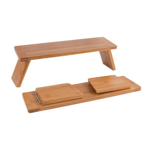 Bamboo Meditation Stool