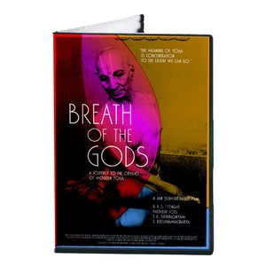 Breath of The Gods DVD