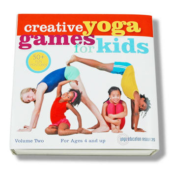 Creative Yoga Games for Kids Vol 2