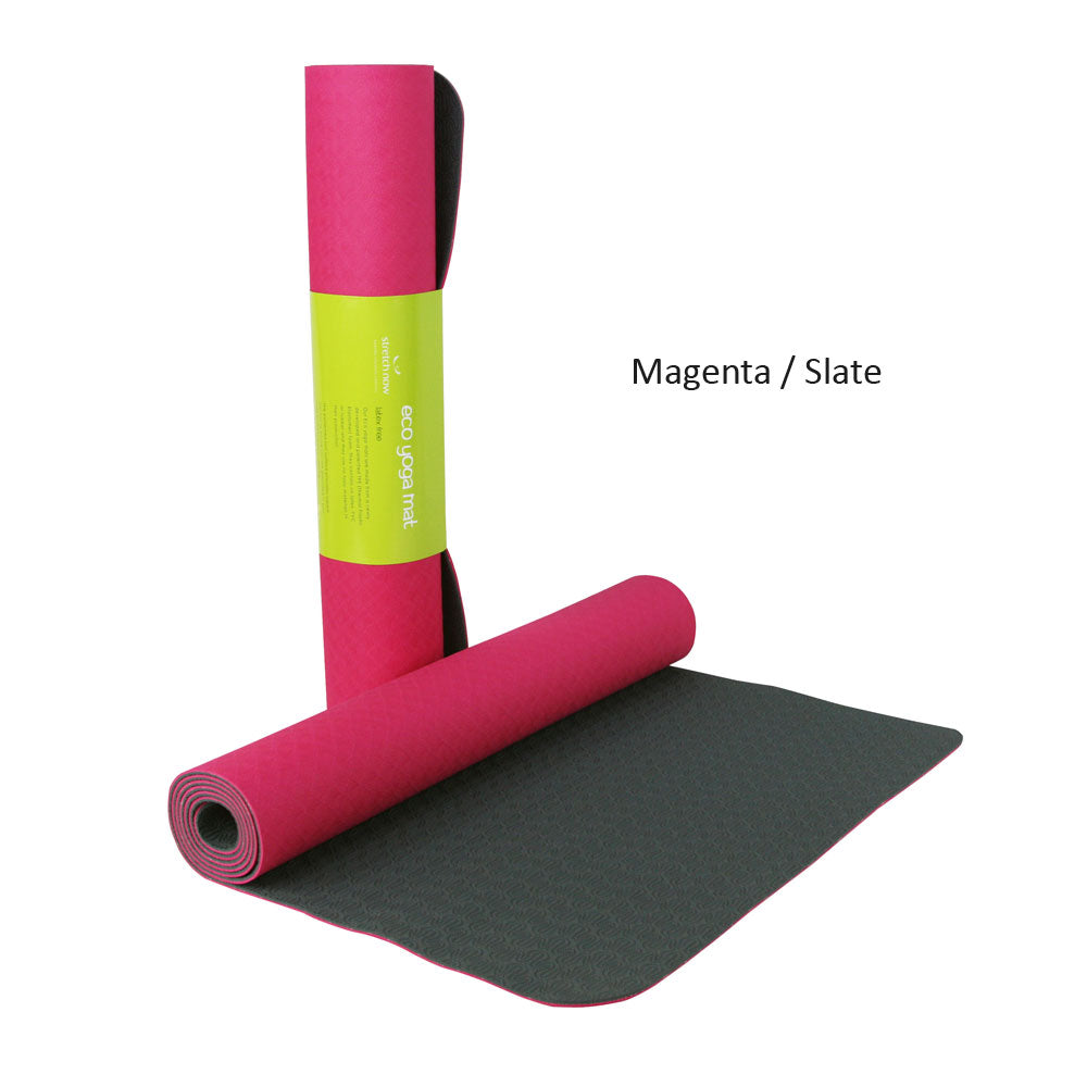 Eco Yoga Mat 4mm