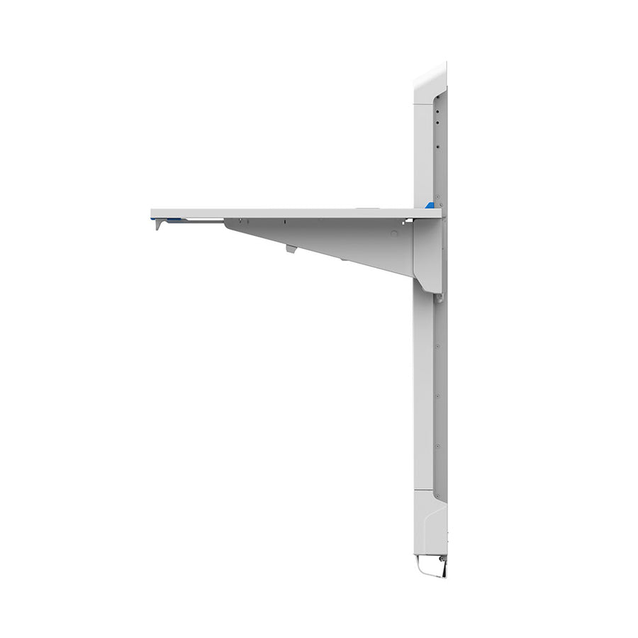 JŪV™ Sit-Stand Wall Mounted Desk